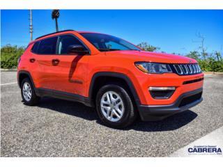 2020 Jeep Compass Sport #LT170103, Jeep Puerto Rico