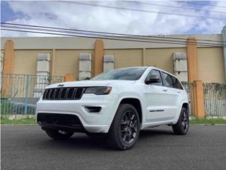 2021 Jeep Grand Cherokee 80th Anniversary 4x4, Jeep Puerto Rico