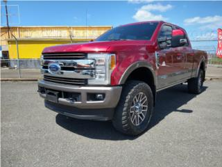 Ford King Ranch 2018, Ford Puerto Rico