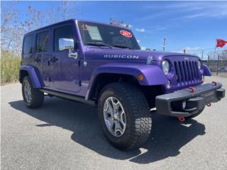 JEEP WRANGLER RUBICON 2017, Jeep Puerto Rico