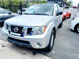 NISSAN FRONTIER 2018 pagos dede  $319, Nissan Puerto Rico