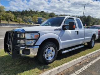 F250 super duty gasolina importada, Ford Puerto Rico