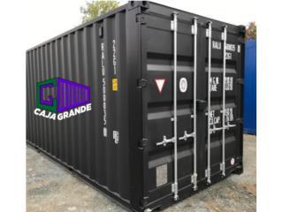 USED CONTAINERS 20'X8.6', Equipo Construccion Puerto Rico