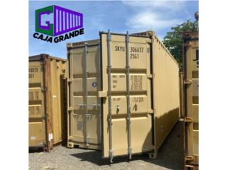 20' NEW Container HC ON SALE!, Trailers - Otros Puerto Rico