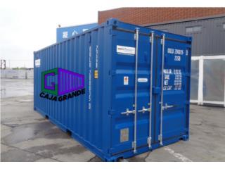 20' Container BRAND NEW!!, Trailers - Otros Puerto Rico