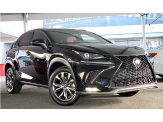 Lexus NX 300 (F-Sport) 2020 *Garantia 7/100*, Lexus Puerto Rico