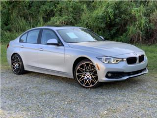 BMW 3 SERIES || TURBO || COMPETITION WHEELS, BMW Puerto Rico