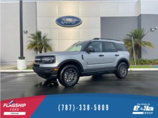 Ford - Bronco Puerto Rico