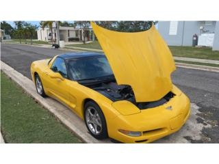 2003 CHEVROLET CORVETTE , Chevrolet Puerto Rico