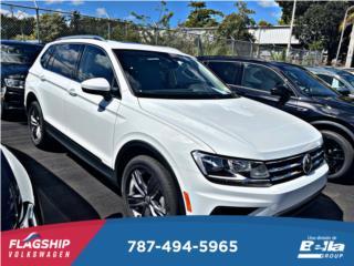 VOLKSWAGEN TIGUAN SEL TURBO 2021, Volkswagen Puerto Rico