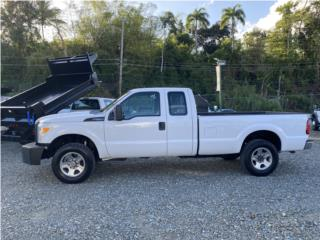 Ford F 250 Super Duty, Ford Puerto Rico