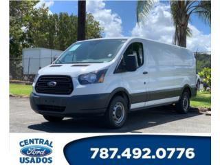 FORD TRANSIT 250 CARGO VAN  2018, Ford Puerto Rico
