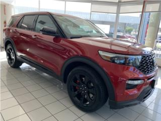 FORD EXPLORER ST 2021, Ford Puerto Rico
