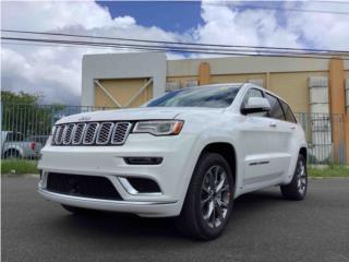 2021 Jeep Grand Cherokee Summit 4x4, Jeep Puerto Rico