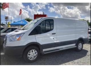 Ford Transit cargo 250, Ford Puerto Rico