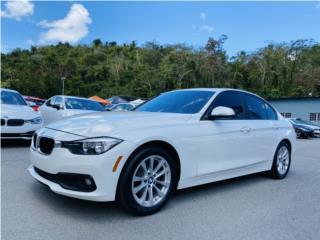 BMW 320i, BMW Puerto Rico
