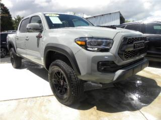 TACOMA TRD PRO 4X4/ P.OWNED, Toyota Puerto Rico