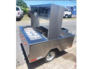 CARRITO HOT DOG - $6,500.00 - MOSTRADO EN LA FOTO, Trailers - Otros Puerto Rico