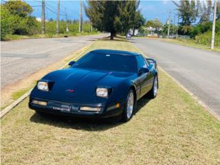 1991 CHEVROLET CORVETTE , Chevrolet Puerto Rico