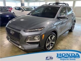 2018 Hyundai Kona Limited, Hyundai Puerto Rico