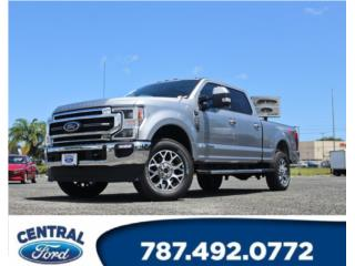 FORD F-250 LARIAT 4X4 2021, Ford Puerto Rico