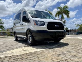 Ford Transit Passenger Wagon | 2019, Ford Puerto Rico