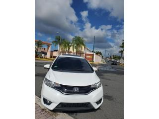 Honda Fit 2016 Blanco Perla , Honda Puerto Rico
