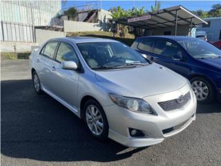 TIPO S 2008-2011 Importados, Toyota Puerto Rico