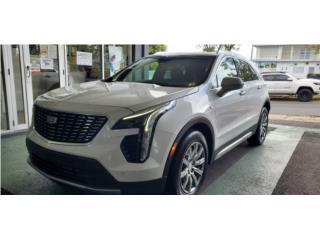 Cadillac - XT4 Puerto Rico