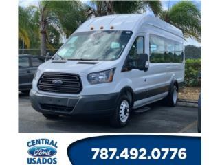 FORD TRANSIT PASAJEROS XL 350 HD 2018, Ford Puerto Rico