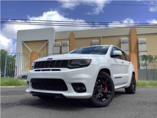 2021 Jeep Grand Cherokee SRT, Jeep Puerto Rico