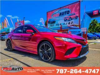 TOYOTA CAMRY XSE 2018 IMPORTADO!!, Toyota Puerto Rico