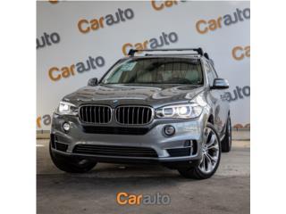 2014 BMW X5 xDrive35i Roof Rack, BMW Puerto Rico
