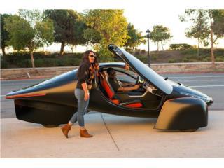 El Primer Auto Impulsado por Energía Solar, Otros Puerto Rico