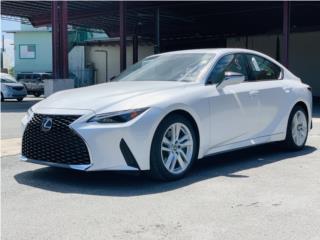 • 2021 LEXUS IS300 COMFORT • , Lexus Puerto Rico