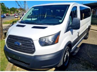 2015 FORD TRANSIT  T350 XL PASAJEROS , Ford Puerto Rico