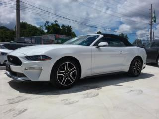 FORD MUSTANG CONVERTIBLE 2019, Ford Puerto Rico