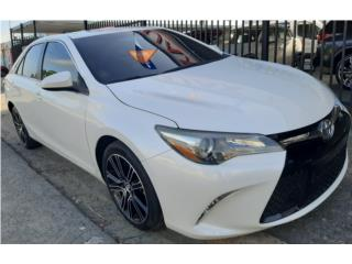 Toyota Camry SE Special Edition 2016, Toyota Puerto Rico