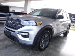 EXPLORER XLT ECOBOOST! PANORAMIC-ROOF/PIEL, Ford Puerto Rico