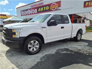 CONSTRATISTA!! FORD PICK-UP CAB 1/2 *XL*, Ford Puerto Rico