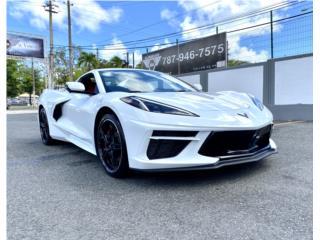 Corvette Z51 PKG | 2021 POCO millaje, Chevrolet Puerto Rico