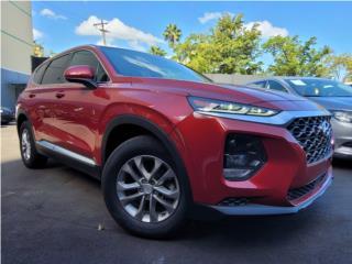 Hyundai Santa Fe 2020, Hyundai Puerto Rico