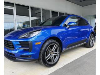 MACAN 2020 ZAFIRO BLUE SOLO 7KMILLAS, Porsche Puerto Rico