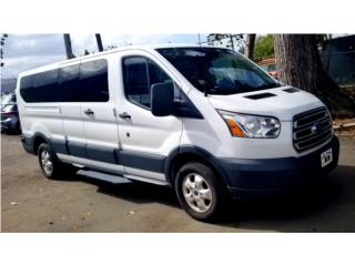 2018 FORD TRANSIT 350 PASAJEROS 29K MILLAS, Ford Puerto Rico