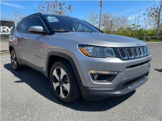 JEEP COMPASS LATITUD 2018 , Jeep Puerto Rico