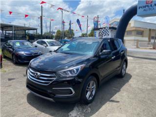 HYUNDAI SANTA FE 2018, Hyundai Puerto Rico