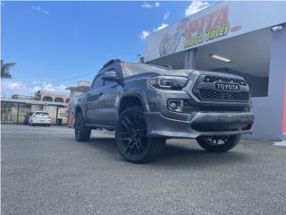 Tacoma CLEAN, Toyota Puerto Rico