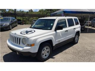 Jeep Patriot  2014 Standard, Jeep Puerto Rico