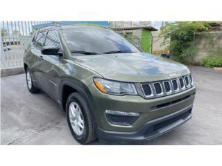 JEEP COMPASS COMO NUEVA LLAMA AHORA, Jeep Puerto Rico