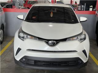 CHR 2018 Con Garantía 100k , Toyota Puerto Rico